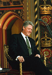 Bill_Clinton_1995_im_Parlament_in_London