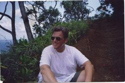 MIXNER IN HAWAII 1991