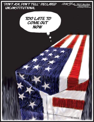 Cartoon casket DontAskDontTel