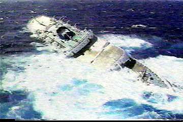 DavidMixnercom Live From Hells Kitchen - Sinking cruise ship oceanos