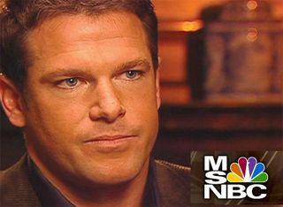 Thomas Roberts MSNBC Anchor