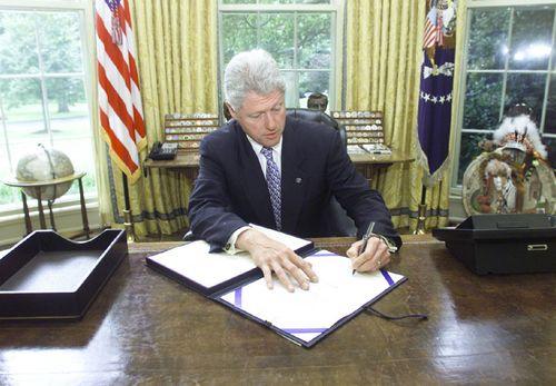 Clinton-doma