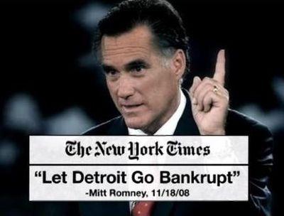 RomneyLetDetroitGoBankruptNYTimes2008SQ1