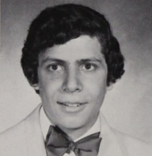New-york-gov-andrew-cuomo-at-archbishop-malloy-high-school-three-years-before-his-father-became-the-governor-of-new-york