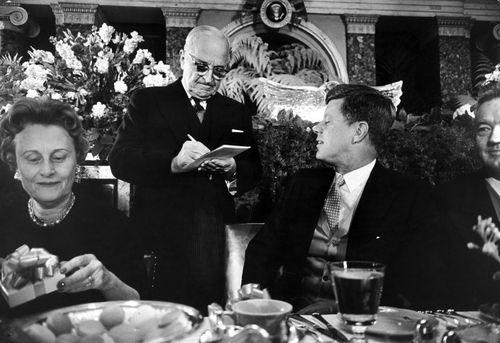 Kennedy Truman