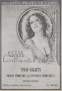 Bette-Midler-1972-Continental-Baths-Concert-Poster-Type-Ad