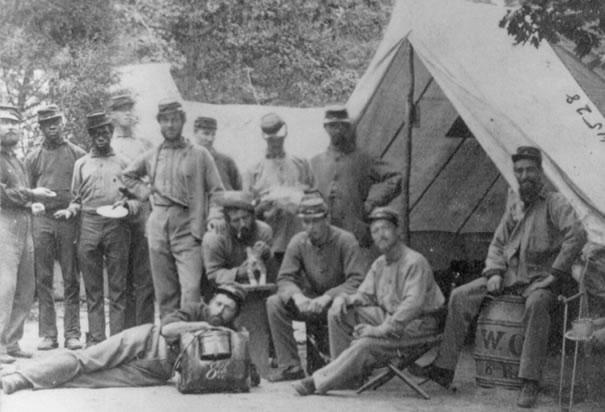 Civil War Photojournalism of The American Civil War