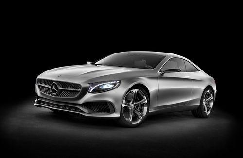 Mercedes S-Class Concept Car