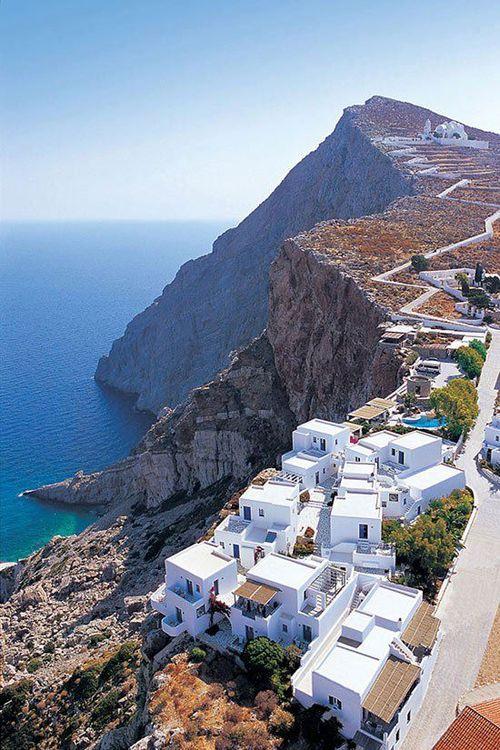 Folegandros, Greece _