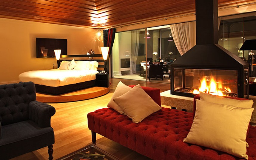 The Yeatman Hotel (Portagul) Winter is coming soon to the Northern Hemisphere and it is time to start thinking of romance