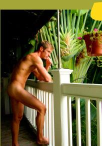 Male nude resorts