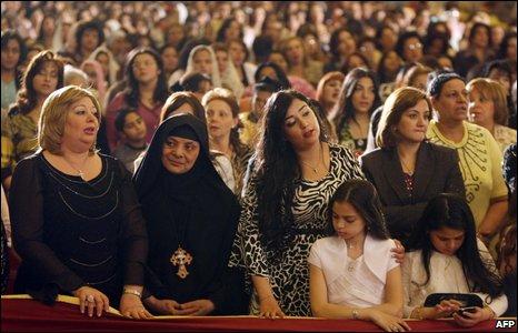 Coptic-women