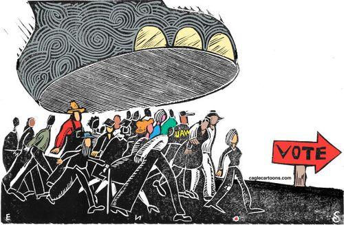 Voter-suppression-cartoon
