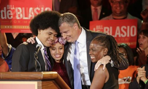 APTOPIX_NYC_Mayors_Race_DeBlasio-0391f-9338