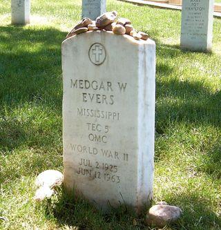 MedgarEvers_headstone
