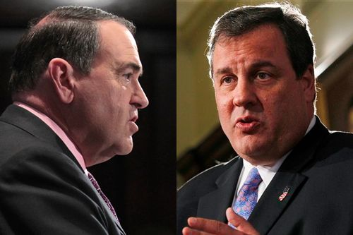 Chris_christie_mike_huckabee_support_michelle_obama_obesity_efforts