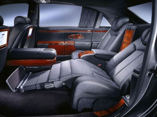 Maybach-exelero-driver-side-rear-interior