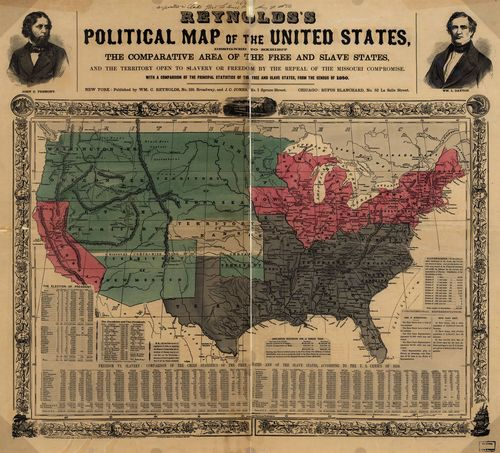 Reynolds_s_political_Map_of_the_United_States