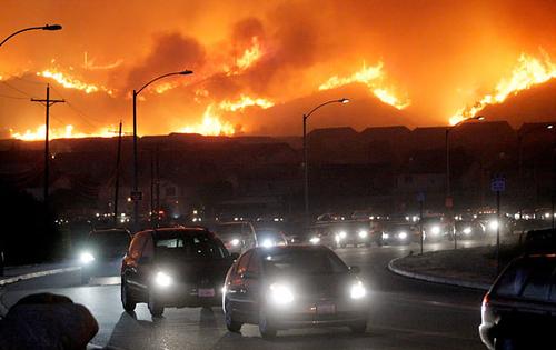 Ca-wildfire-highway