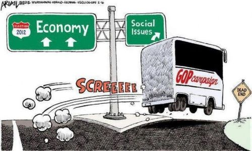 Cartoon-GOP-campaign-social-issues-650x390